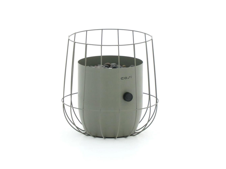 Cosiscoop Basket gaslantaarn Ø26cm (h: 31cm)