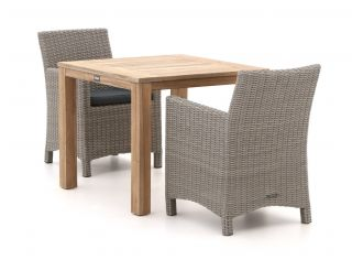 Intenso Bava/ROUGH-S 90cm dining tuinset 3-delig