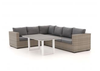 Forza Giotto/Bolano dining loungeset 3-delig links